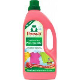Frosch Prací gel na barevné prádlo Granátové jablko 1,5 l (22 praní)