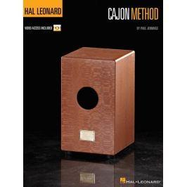 MS Hal Leonard Cajon Method Škola hry na cajon