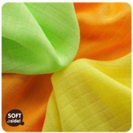 XKKO Bambusové ubrousky Colours MIX 30x30cm, 9ks