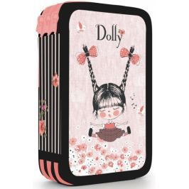 Karton P+P Penál 3 patrový Dolly