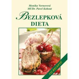 Vernerová Monika, Kohout Pavel: Bezlepková dieta - 122 receptů