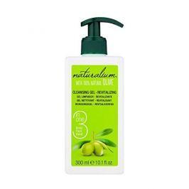 Naturalium Revitalizační čisticí gel na obličej a tělo (Revitalizing Cleansing Gel With 100% Natural Olive) 300