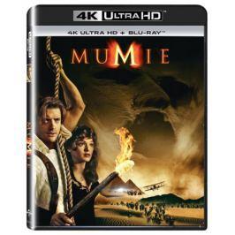 Mumie (2 disky) - Blu-ray + 4K ULTRA HD