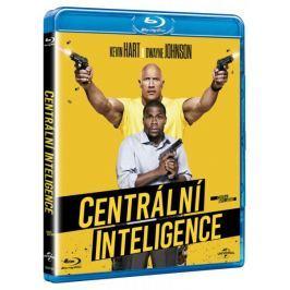 Centrální Inteligence   - Blu-ray