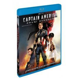 Captain America: První Avenger   - Blu-ray