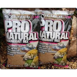 Bait-Tech krmítková směs pro-natural extra  1,5 kg