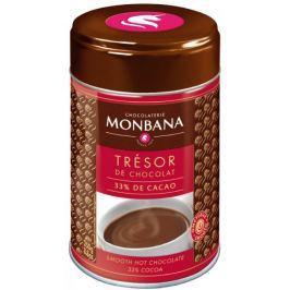 Monbana Monbana horká čokoláda Tresor 250 g