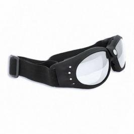 Held sluneční brýle , čiré, černý rám