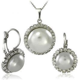 MHM Souprava šperků Pearl Amelie 34193