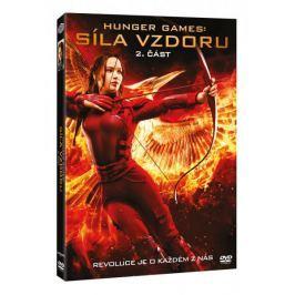 Hunger Games: Síla vzdoru 2. část    - DVD