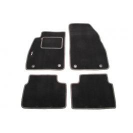 MAMMOOTH Koberce textilní, Opel Insignia od r. 2008, grafitově černé, sada 4 ks