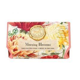 Michel Design Works Hydratační krémové mýdlo Morning Blossoms (Shea Butter Soap) 246 g