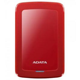 Adata Pevný disk HV300 4TB červený (AHV300-4TU31-CRD)