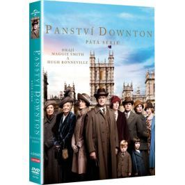 Panství Downton 5. série (4DVD)   - DVD