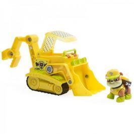 Spin Master Paw Patrol Základní tématické vozidlo Rubble žluté