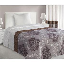 My Best Home Přehoz na postel Camelot hnědá, 220x240 cm