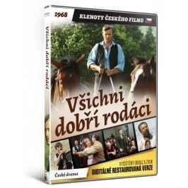 Všichni dobří rodáci   - edice KLENOTY ČESKÉHO FILMU (digitálně restaurovaná verze) - DVD
