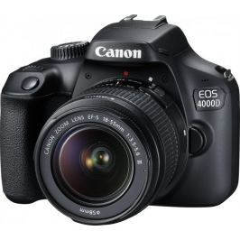 Canon EOS 4000D + 18-55 DC III Value Up Kit (3011C013)