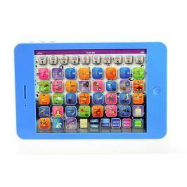 MaDe Dětský tablet, česko-anglický modrý