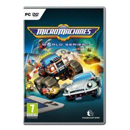 Codemasters Micro Machines World Series / PC