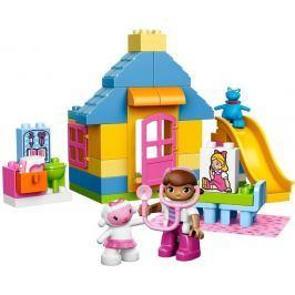 LEGO DUPLO® 10606 Doktorka Plyšáková: Ordinace na dvorku