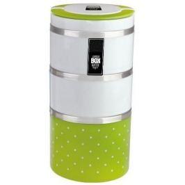 Eldom TM123 Trojdílný thermobox, zelená