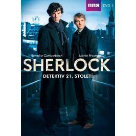 Sherlock - I. série, díl 1. - DVD