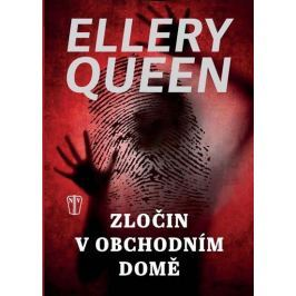 Queen Ellery: Zločin v obchodním domě