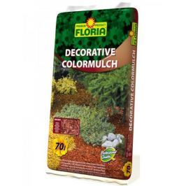 AGRO CS FLORIA Decorative ColorMulch HNĚDÁ 70 L
