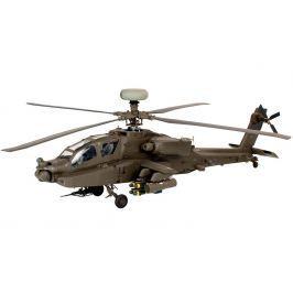 Revell Apache AH-64 D GB/US