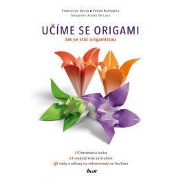 Decio Francesco, Battaglia Vanda: Učíme se origami (kniha)