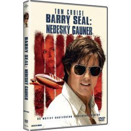 Barry Seal: Nebeský gauner - DVD