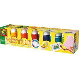 SES Barvy na textil a hedvábí-trendy barvy