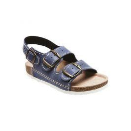 SANTÉ Zdravotní obuv dětská D/303/86/BP modrá (Velikost vel. 31)