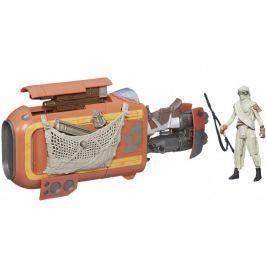 Star Wars Reys Speeder Jakku