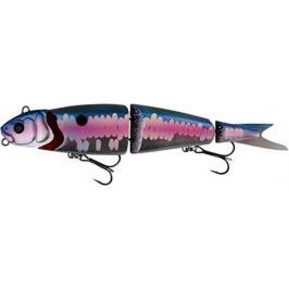 Savage Gear Wobler 4Play Herring Lowrider F Blue Magic Shad 13 cm, 21 g