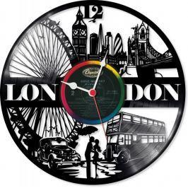 loop Londýn - černá