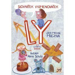 Mleziva Jan-Michal: Slovníček Vyjmenováček LY
