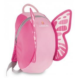 LittleLife Animal Kids Backpack - Butterfly