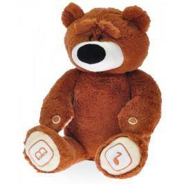 Mikro hračky Plyšový medvídek Kuba