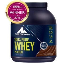 Multipower 100% Pure Whey Protein - 2000 g čokoláda