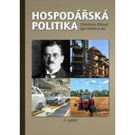 Kliková Chrstiana, Kotlán Igor: Hospodářská politika