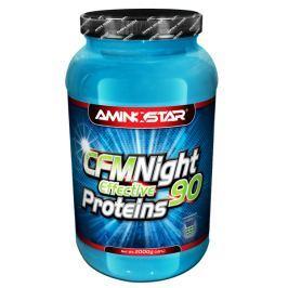 Aminostar CFM Night Effective Proteins 1000g, čokoláda