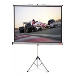 Nobo projekční plátno se stativem, 150x114 cm