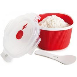 Snips Nádoba na vaření rýže a zrní v mikrovlnné troubě
