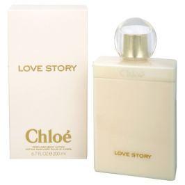 Chloé Love Story - tělové mléko 200 ml
