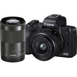 Canon EOS M50 + 15-45 + 55-200 (2680C022)