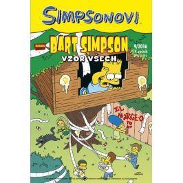 Groening Matt: Simpsonovi - Bart Simpson 9/2016 - Vzor všech