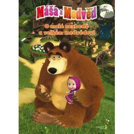 Imanova N.: Máša a medvěd - O malé nezbedě a velkém medvědovi