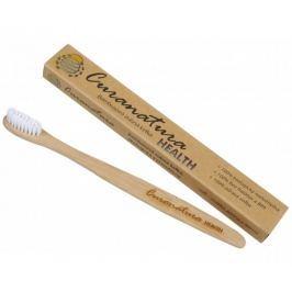 Curanatura Zdravý zubní kartáček Curanatura 1 ks (Varianta Bamboo - zelená volba)